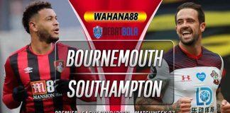 Prediksi Bournemouth vs Southampton 19 Juli 2020