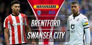 Prediksi Brentford vs Swansea City 30 Juli 2020