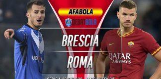 Prediksi Brescia vs Roma 12 Juli 2020