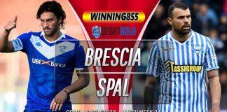 Prediksi Brescia vs SPAL 20 Juli 2020