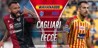 Prediksi Cagliari vs Lecce 13 Juli 2020