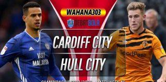 Prediksi Cardiff City vs Hull City 23 Juli 2020