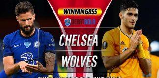 Prediksi Chelsea vs Wolves 26 Juli 2020