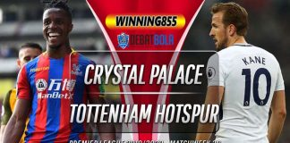 Prediksi Crystal Palace vs Tottenham Hotspur 26 Juli 2020