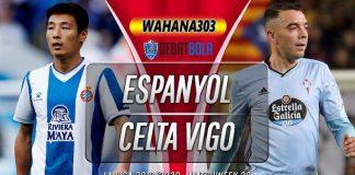 Prediksi Espanyol vs Celta Vigo 20 Juli 2020