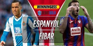 Prediksi Espanyol vs Eibar 12 Juli 2020