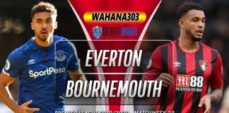 Prediksi Everton vs Bournemouth 26 Juli 2020