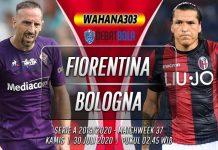 Prediksi Fiorentina vs Bologna 30 Juli 2020