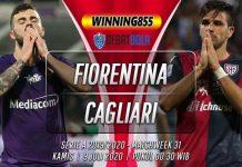 Prediksi Fiorentina vs Cagliari 9 Juli 2020