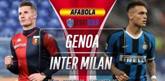 Prediksi Genoa vs Inter Milan 26 Juli 2020