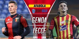 Prediksi Genoa vs Lecce 20 Juli 2020