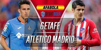 Prediksi Getafe vs Atletico Madrid 17 Juli 2020