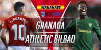Prediksi Granada vs Athletic Bilbao 20 Juli 2020