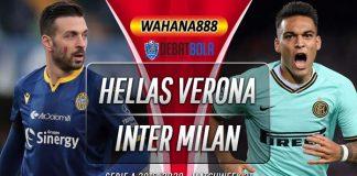 Prediksi Hellas Verona vs Inter Milan 10 Juli 2020