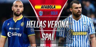 Prediksi Hellas Verona vs SPAL 30 Juli 2020