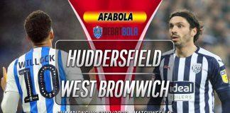 Prediksi Huddersfield Town vs West Bromwich 17 Juli 2020