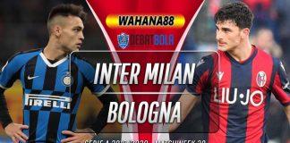 Prediksi Inter Milan vs Bologna 5 Juli 2020