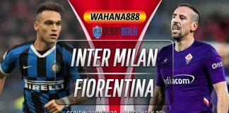 Prediksi Inter Milan vs Fiorentina 23 Juli 2020