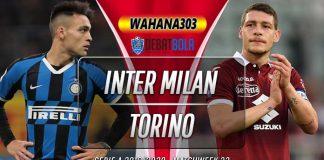 Prediksi Inter Milan vs Torino 14 Juli 2020