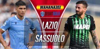 Prediksi Lazio vs Sassuolo 11 Juli 2020