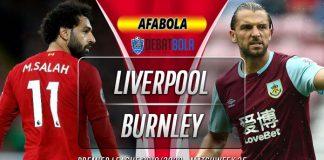 Prediksi Liverpool vs Burnley 11 Juli 2020