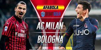 Prediksi AC Milan vs Bologna 19 Juli 2020