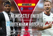 Prediksi Newcastle United vs Tottenham Hotspur 16 Juli 2020