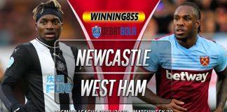 Prediksi Newcastle United vs West Ham 5 Juli 2020
