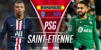 Prediksi PSG vs Saint-Etienne 25 Juli 2020