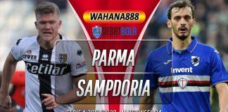 Prediksi Parma vs Sampdoria 19 Juli 2020