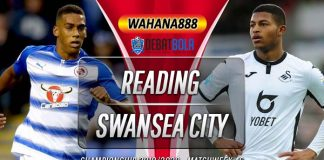 Prediksi Reading vs Swansea City 23 Juli 2020