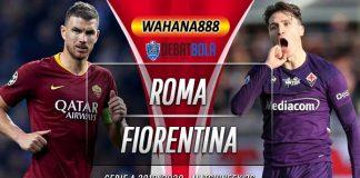 Prediksi Roma vs Fiorentina 27 Juli 2020