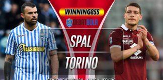 Prediksi SPAL vs Torino 27 Juli 2020