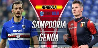 Prediksi Sampdoria vs Genoa 23 Juli 2020