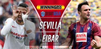 Prediksi Sevilla vs Eibar 7 Juli 2020