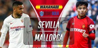 Prediksi Sevilla vs Mallorca 13 Juli 2020