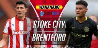 Prediksi Stoke City vs Brentford 18 Juli 2020