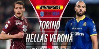 Prediksi Torino vs Hellas Verona 23 Juli 2020