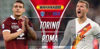 Prediksi Torino vs Roma 30 Juli 2020