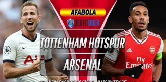 Prediksi Tottenham Hotspur vs Arsenal 12 Juli 2020