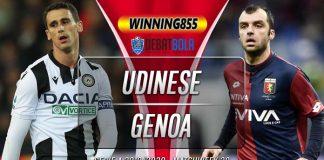 Prediksi Udinese vs Genoa 6 Juli 2020