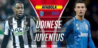 Prediksi Udinese vs Juventus 24 Juli 2020