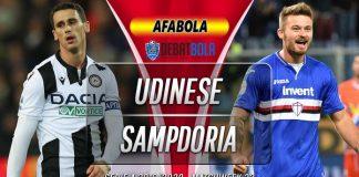 Prediksi Udinese vs Sampdoria 13 Juli 2020