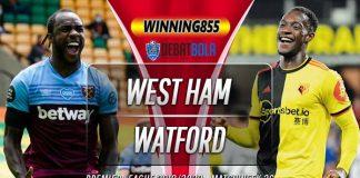 Prediksi West Ham vs Watford 18 Juli 2020