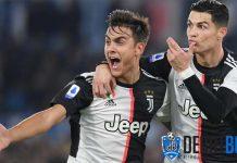 Ronaldo dan Dybala Makin Nyetel