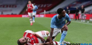 Skhodran Mustafi Cedera Panjang, Arsenal Siap Belanja Bek Baru