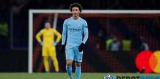Ucapan Terima Kasih Leroy Sane Pada Man City dan Pep Guardiola
