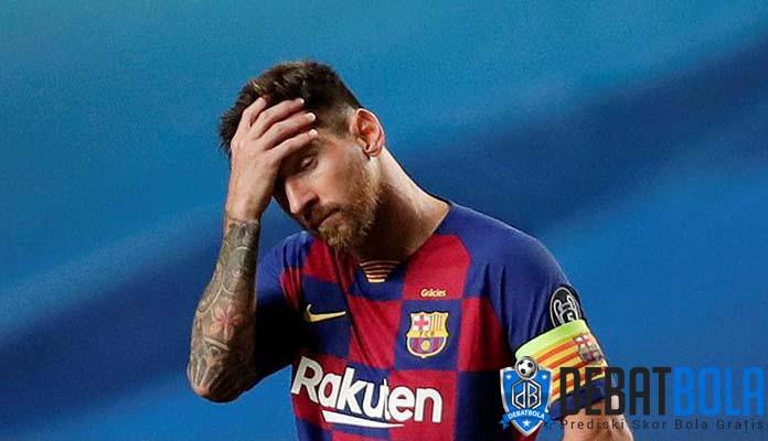Barcelona Terancam Kehilangan Lionel Messi Secara Gratis