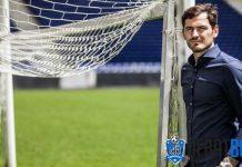 Iker Casillas Gantung Sepatu
