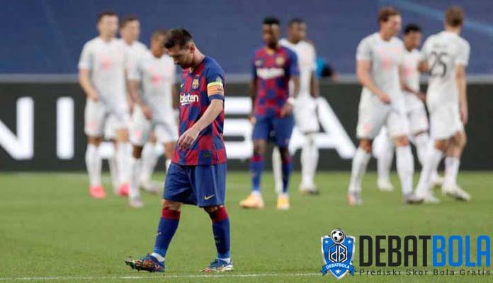 Kalah Telak dari Bayern Munich adalah Puncak Kekacauan Barcelona